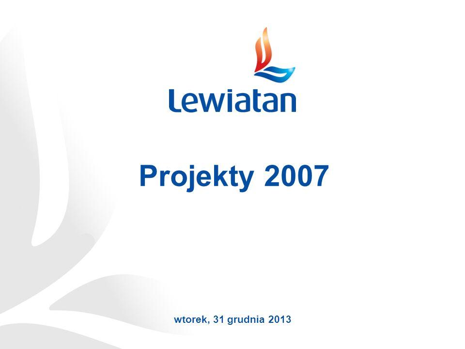Projekty 2007 wtorek, 31 grudnia 2013