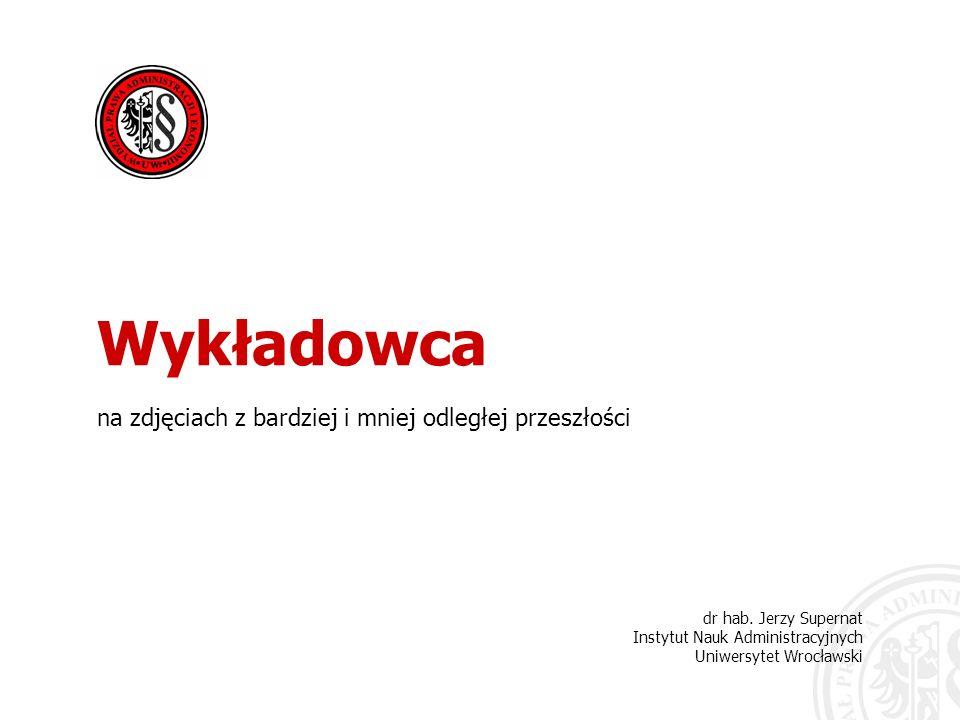 Wacław Dawidowicz, Barbara Adamiak i Eugeniusz Bojanowski.