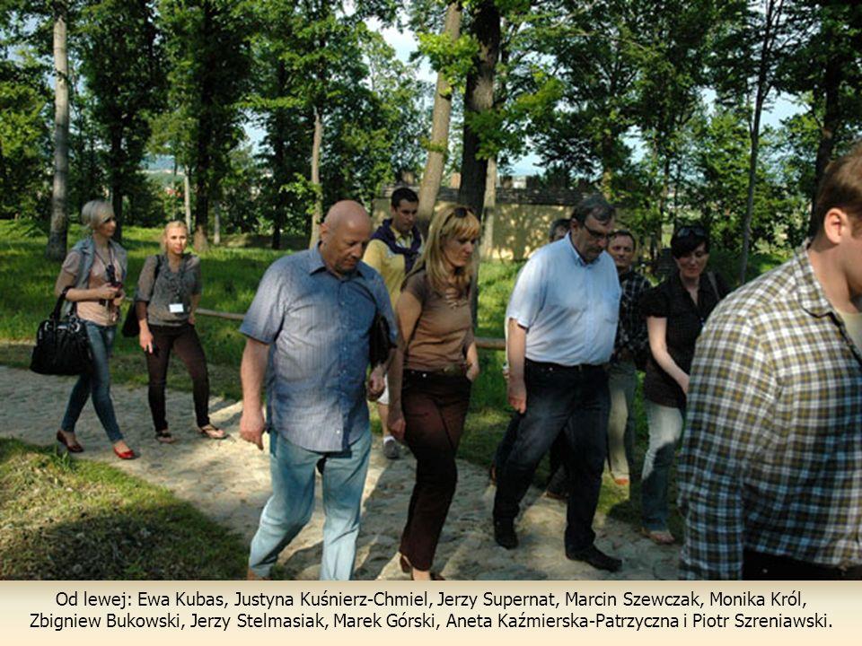 Od lewej: Ewa Kubas, Justyna Kuśnierz-Chmiel, Jerzy Supernat, Marcin Szewczak, Monika Król, Zbigniew Bukowski, Jerzy Stelmasiak, Marek Górski, Aneta Kaźmierska-Patrzyczna i Piotr Szreniawski.