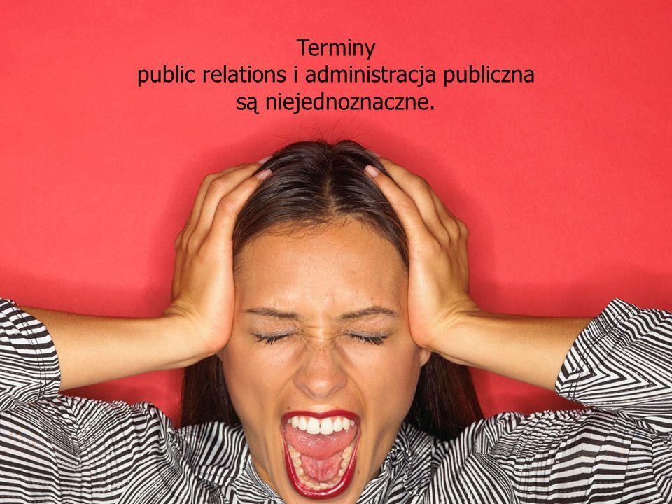 W zbiorowej wyobraźni public relations często łączy się z rządem i polityką oraz z manipulacyjnymi zabiegami określanymi jako spin.