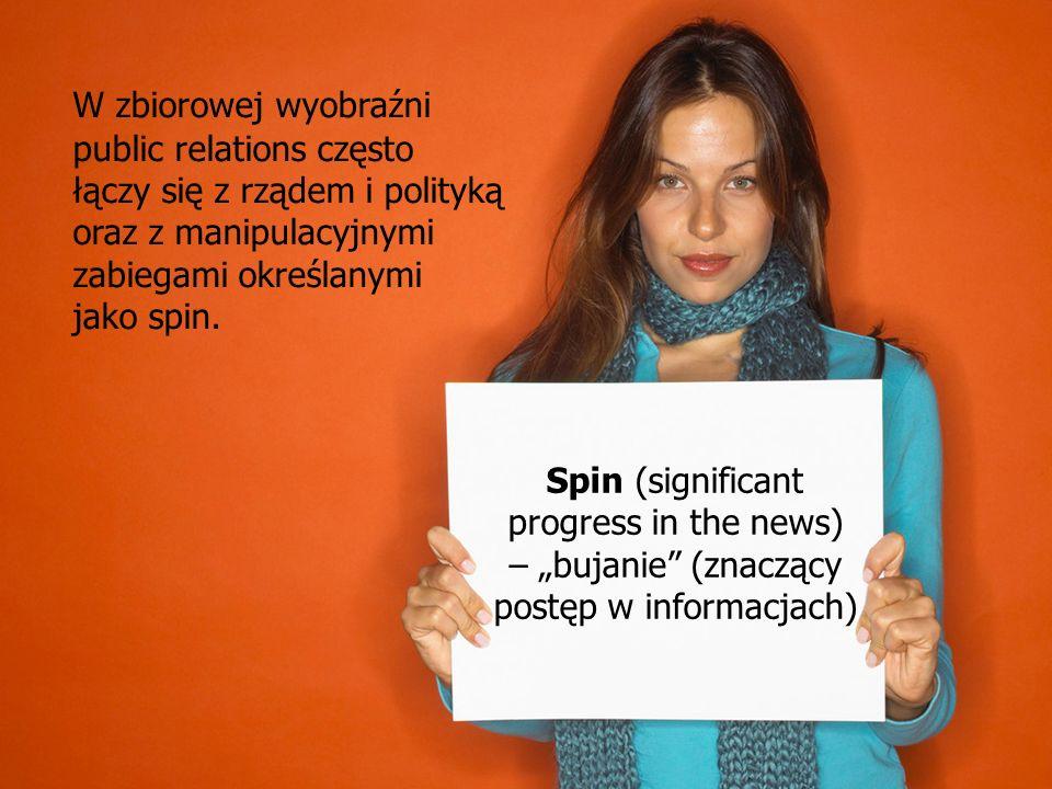 Public relations w administracji publicznej Rodzaje public relations: publicity (komunikacja jednokierunkowa) informacja publiczna komunikacja dwukierunkowa asymetryczna komunikacja dwukierunkowa symetryczna komunikacja dwustopniowa
