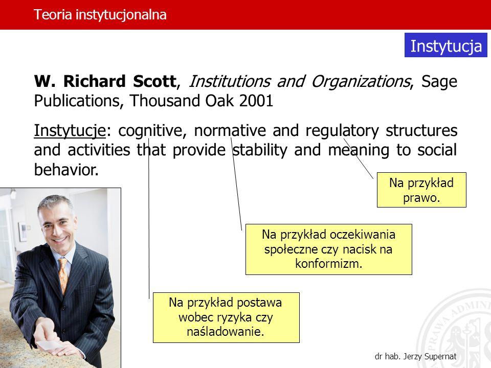 Teoria instytucjonalna Elliott Jaques (1917-2003)