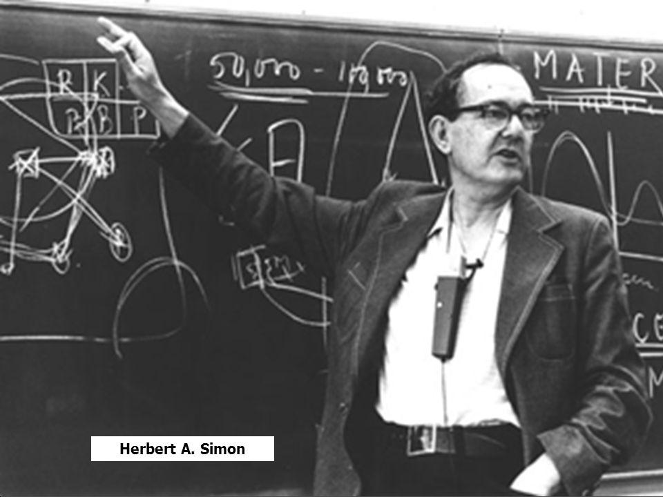 Projektowe uwarunkowania struktury organizacyjnej dr hab. Jerzy Supernat Herbert A. Simon
