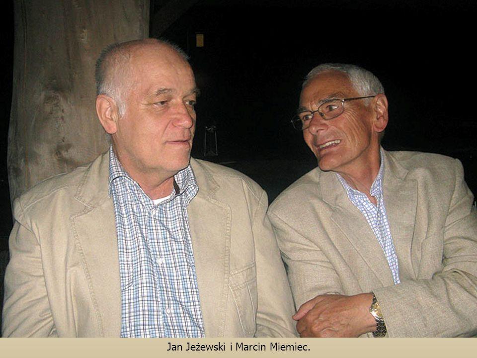 Jan Jeżewski i Marcin Miemiec.