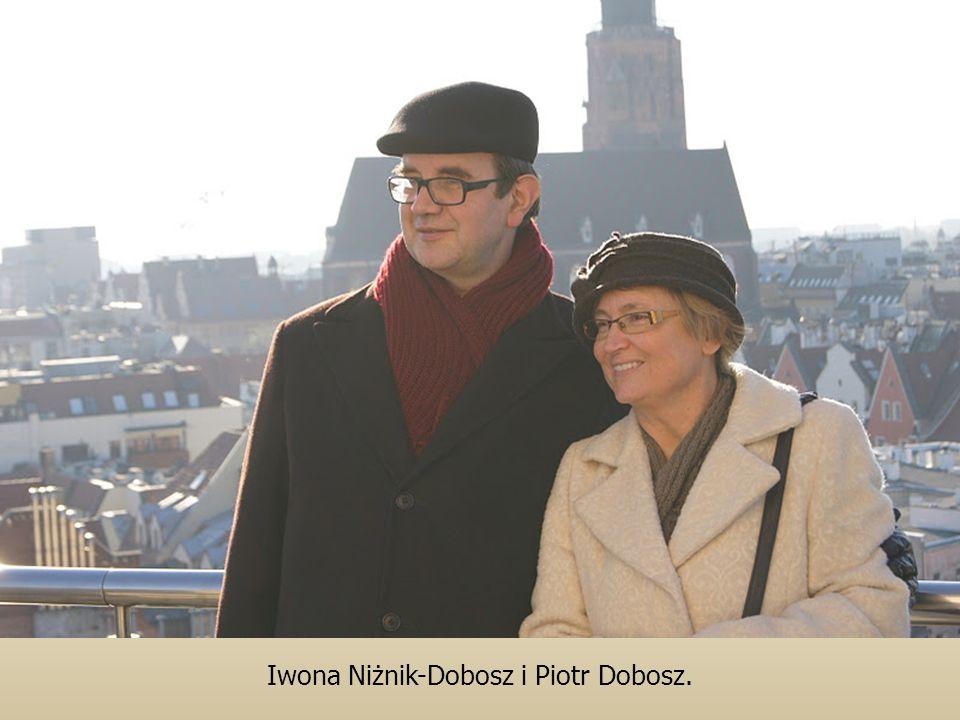 Iwona Niżnik-Dobosz i Piotr Dobosz.