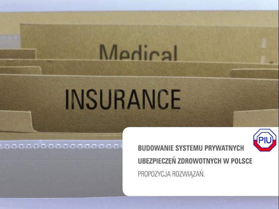 Budowanie systemu prywatnych ubezpieczeń zdrowotnych w Polsce Propozycja Polskiej Izby Ubezpieczeń Luty 2008