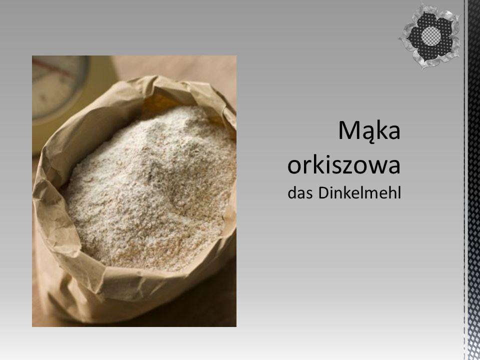 Mąka razowa - Proces produkcji polega na jednokrotnym zmieleniu całych ziaren żyta i nie przesiewaniu powstałej mąki.