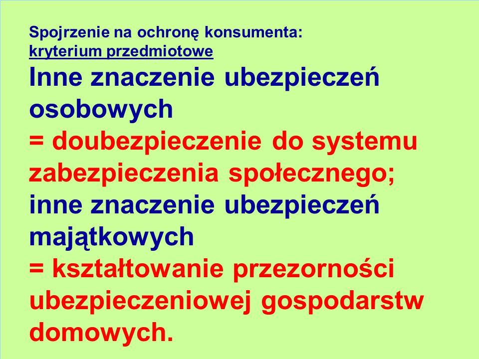 T.Szumlicz, konferencja RzU: Ochrona konsumentów...