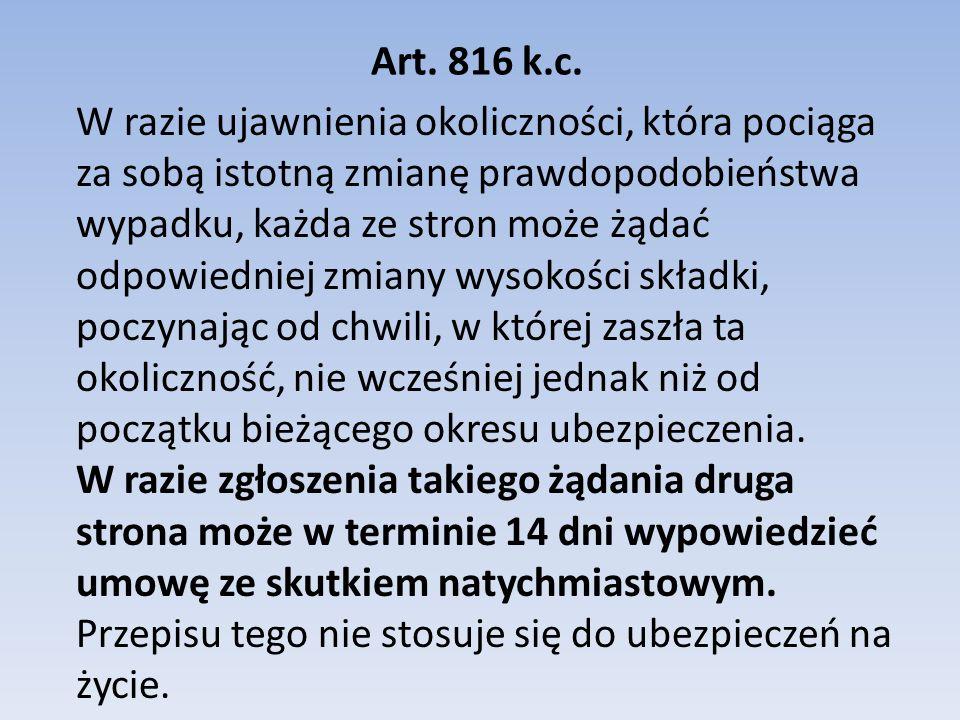 Art.816 k.c.