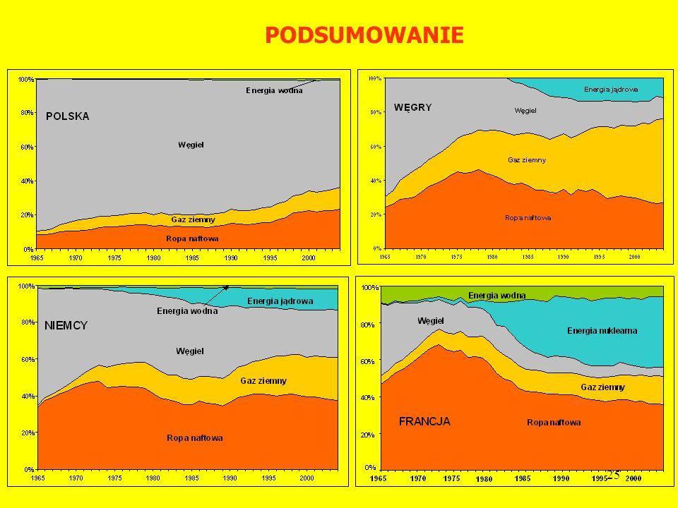 24 W 2004 roku włączono do sieci 5 nowych reaktorów: 2 na Ukrainie, po 1 w Chinach, Japonii i Rosji W różnych stadiach budowy znajduje się obecnie 26