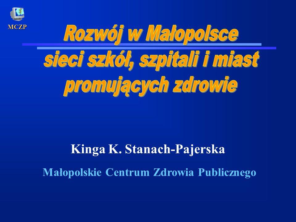 MCZP Kinga K. Stanach-Pajerska Małopolskie Centrum Zdrowia Publicznego