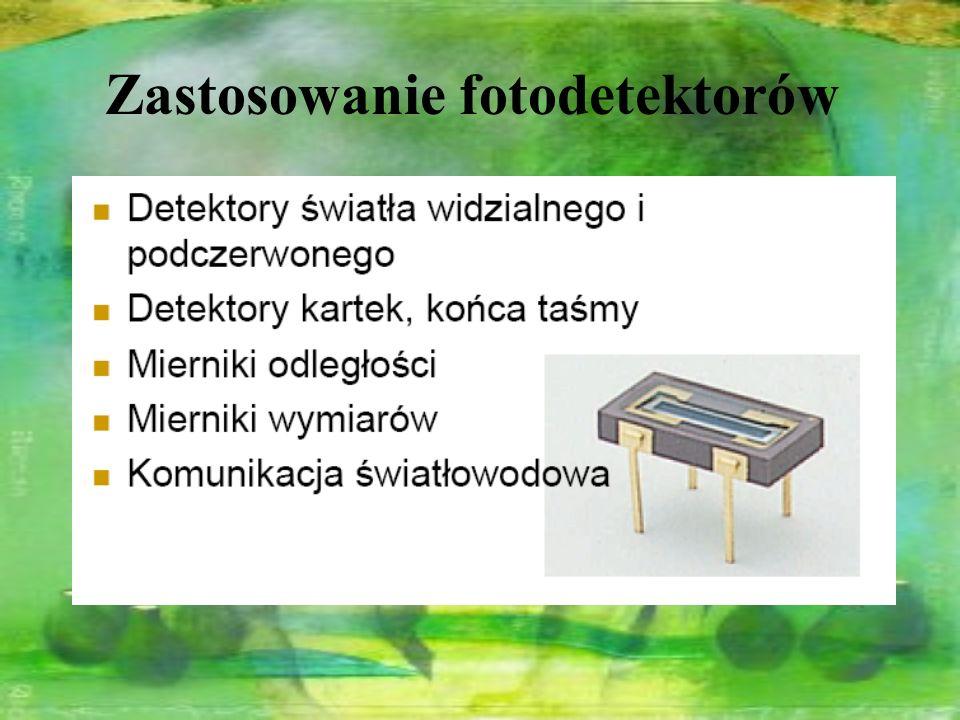 Zastosowanie fotodetektorów