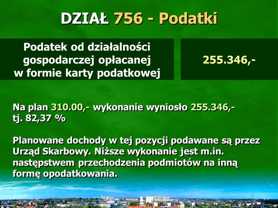 DZIAŁ 751 Całość dochodów w tym dziale stanowią dotacje celowe z przeznaczeniem na aktualizację stałego rejestru wyborców, wybory do Parlamentu Europejskiego oraz wybory uzupełniające do Senatu.