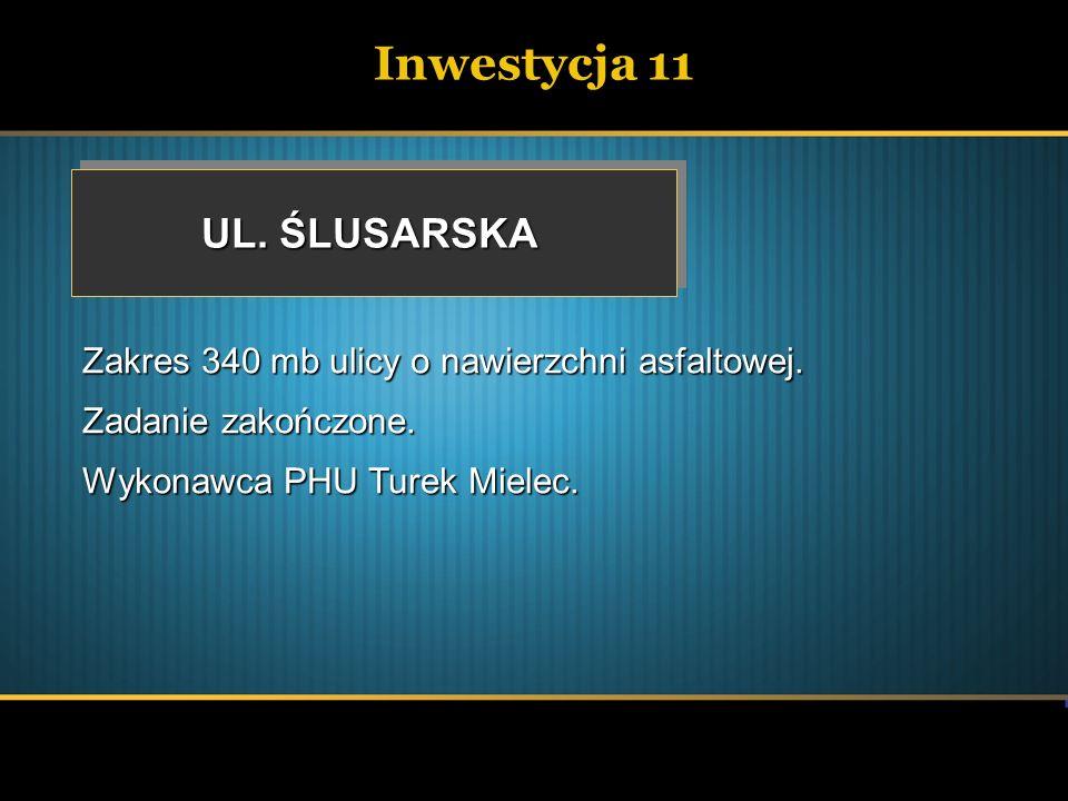 Inwestycja 12 UL.