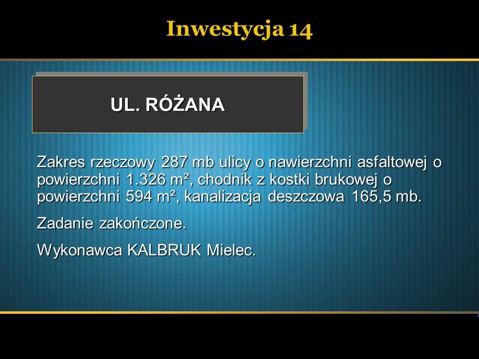 Inwestycja 15 UL.B.