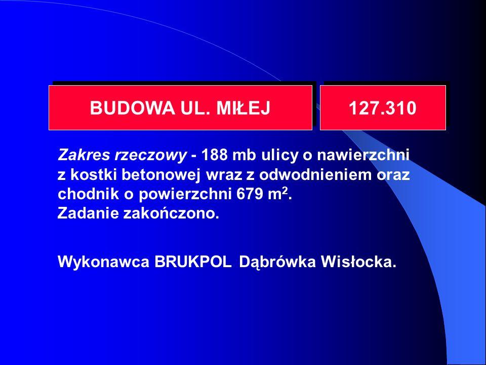 BUDOWA UL.