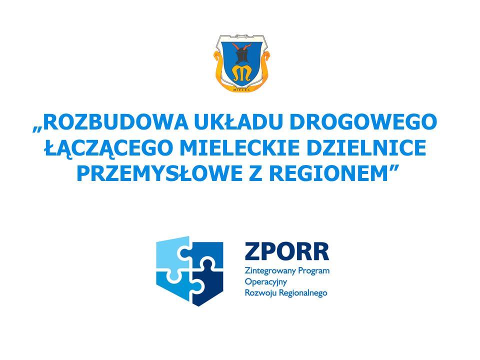 ZPORR – Zintegrowany Program Operacyjny Rozwoju Regionalnego realizowany jest z udziałem Europejskiego Funduszu Rozwoju Regionalnego oraz Europejskiego Funduszu Społecznego.