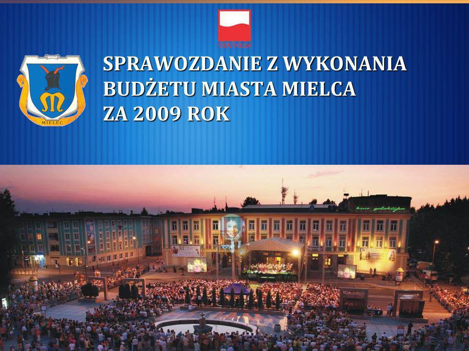 DOCHODY Z MAJĄTKU GMINY Sprzedaż składników majątkowych 7 900 681 Dzierżawa i najem 1 209 372 Wieczyste użytkowanie 736 304 Pozostałe dochody z majątku (czynsz za obwody łowieckie, refundacja z MZPiŻ i MOPS za centralne ogrzewanie i wodę oraz oświetlenie (Hotel Polski, Ankol) 81 054