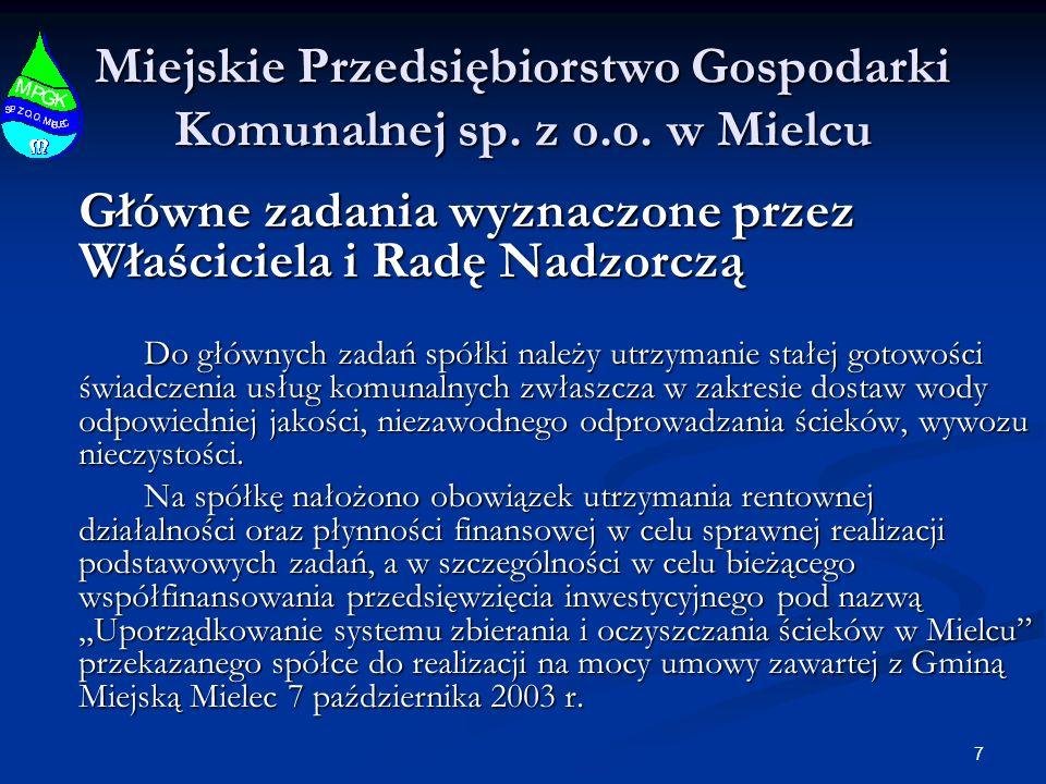7 Miejskie Przedsiębiorstwo Gospodarki Komunalnej sp.