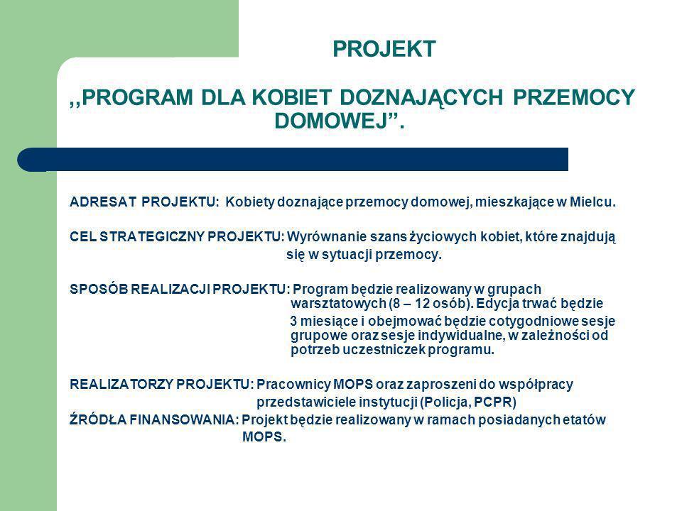 Cel strategiczny 3: Efektywny system wsparcia osób niepełnosprawnych, chorych i starszych.