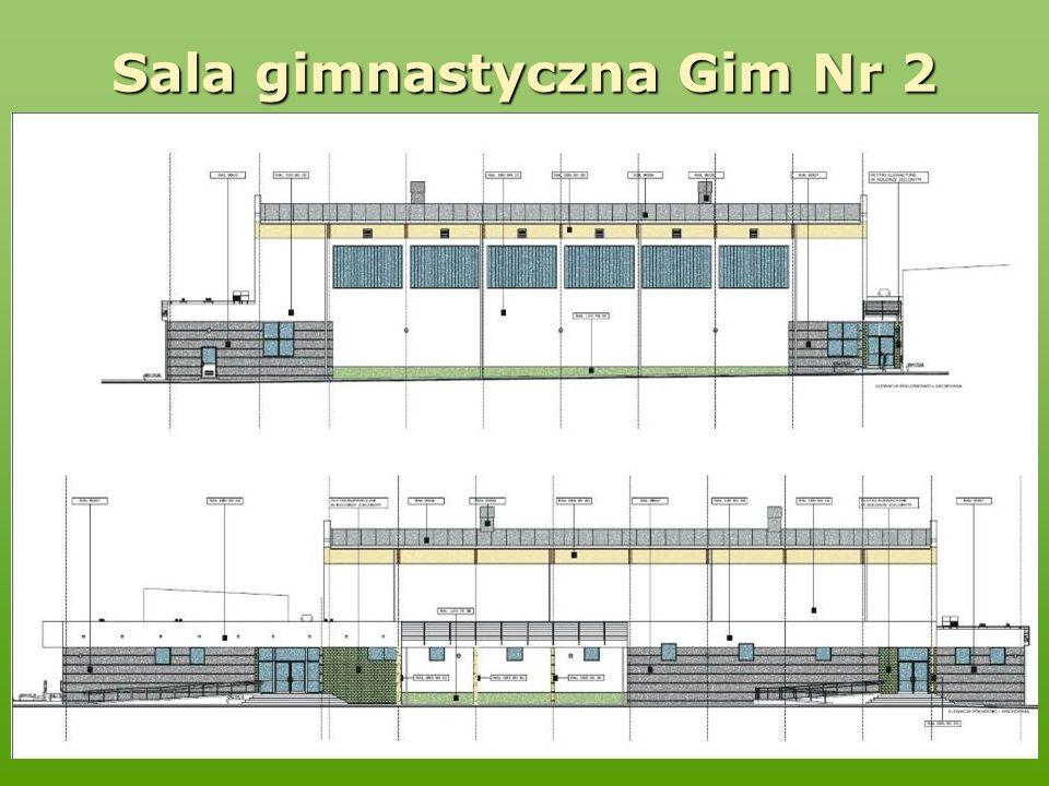 Sala gimnastyczna Gim Nr 2