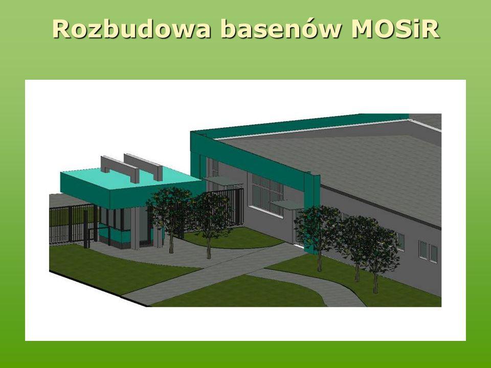 Adaptacja budynku na potrzeby dydaktyczne szkolnictwa wyższego technicznego w Mielcu Oś priorytetowa V.