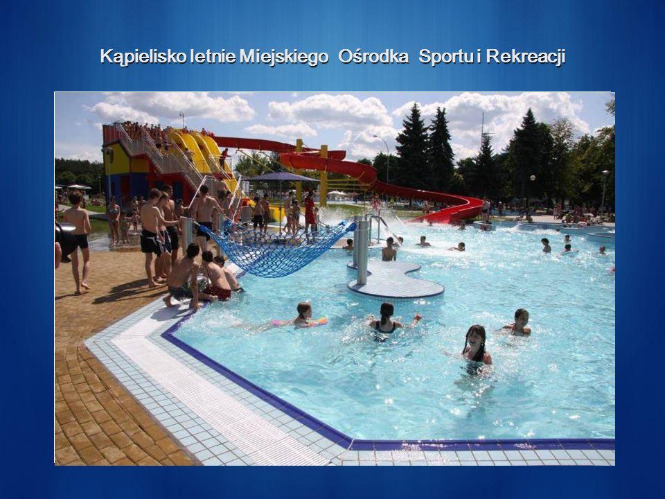 Kąpielisko letnie Miejskiego Ośrodka Sportu i Rekreacji