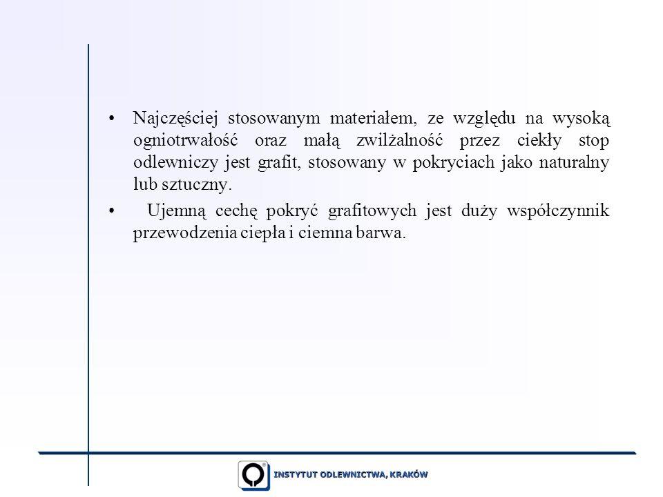 INSTYTUT ODLEWNICTWA, KRAKÓW Rys.1.