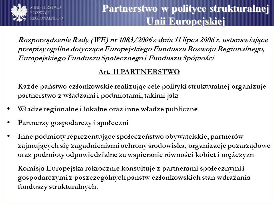 Strategia Rozwoju Kraju Wizja Polski - 2015 rok Program Operacyjny Kapitał Ludzki 2007 - 2013 Komponent krajowy - 39% (4,5 mld euro) - działania horyzontalne Zatrudnienie i integracja społecznaZatrudnienie i integracja społeczna Rozwój zasobów ludzkich i potencjału adaptacyjnego przedsiębiorstwRozwój zasobów ludzkich i potencjału adaptacyjnego przedsiębiorstw Wysoka jakość systemu oświatyWysoka jakość systemu oświaty Szkolnictwo wyższe i naukaSzkolnictwo wyższe i nauka Dobre rządzenieDobre rządzenie Profilaktyka, promocja i poprawa stanu zdrowia ludności w wieku produkcyjnymProfilaktyka, promocja i poprawa stanu zdrowia ludności w wieku produkcyjnym Komponent regionalny - 61% (7 mld euro) Rynek pracy otwarty dla wszystkich oraz promocja integracji społecznejRynek pracy otwarty dla wszystkich oraz promocja integracji społecznej Regionalne kadry gospodarkiRegionalne kadry gospodarki Rozwój wykształcenia i kompetencji w regionachRozwój wykształcenia i kompetencji w regionach Partnerstwo na rzecz rozwoju obszarów wiejskichPartnerstwo na rzecz rozwoju obszarów wiejskich