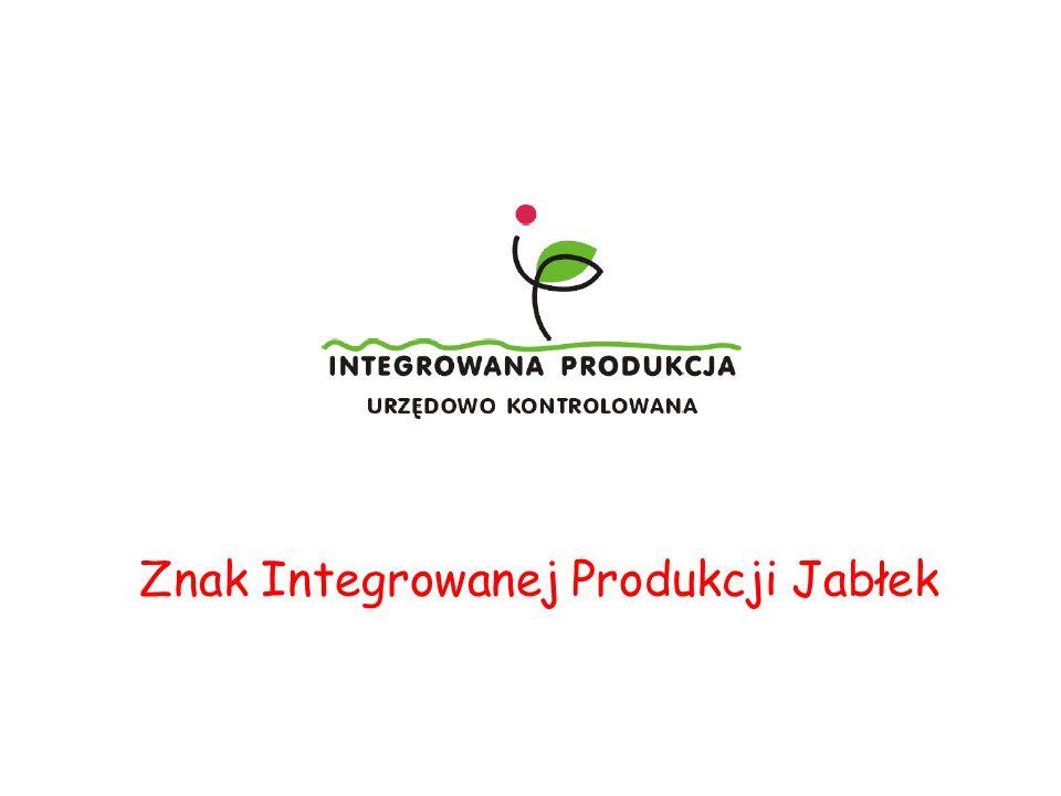 Znak Integrowanej Produkcji Jabłek