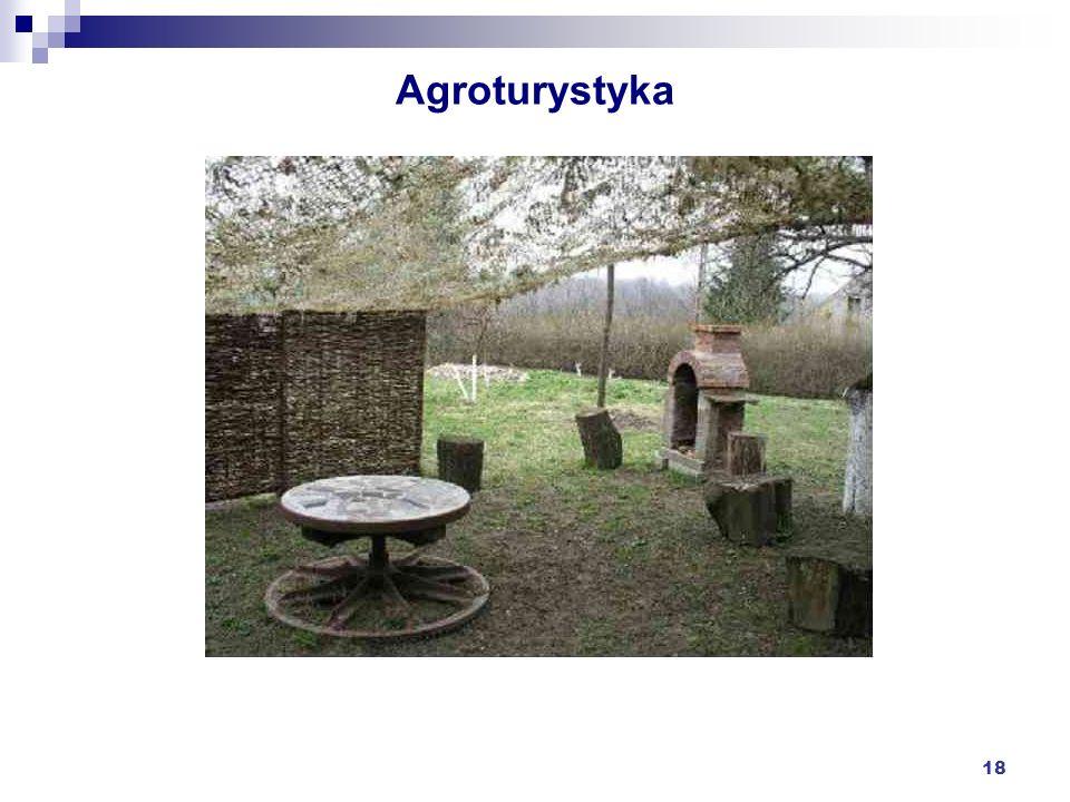 18 Agroturystyka