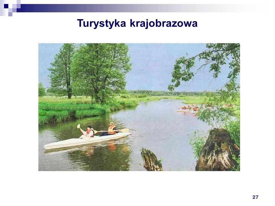 27 Turystyka krajobrazowa