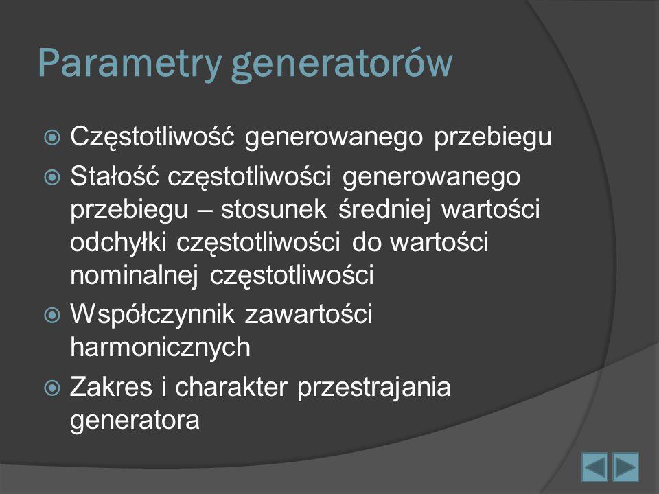 Bibliografia www.konopczynski.com/stronazawodow a/generatorartur.ppt