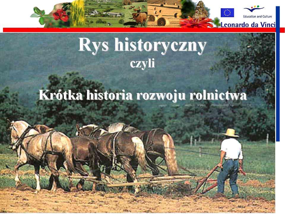 Rolnictwo w przyszłości Przemysł rolniczy czy Rolnictwo tradycyjne Wybór należy do Państwa