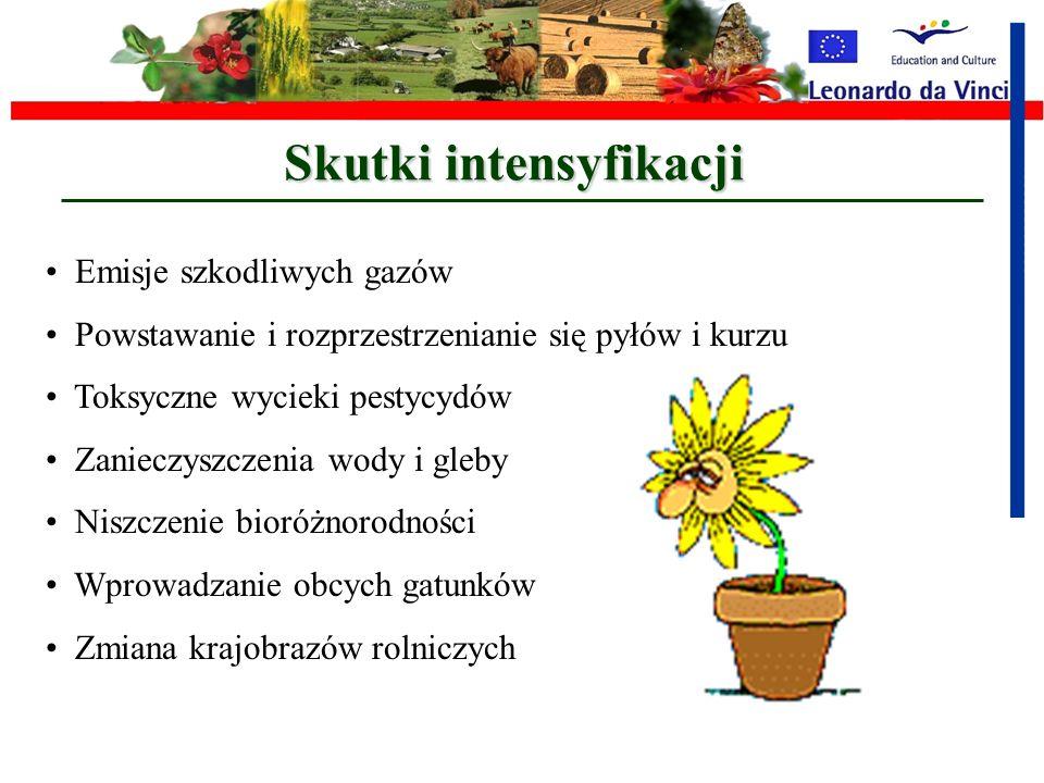 Rolnicze zagrożenia dla zdrowia i środowiska