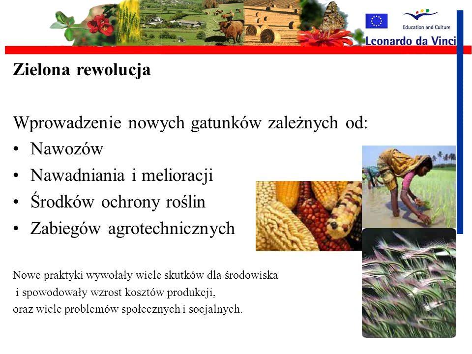 Proekologiczna alternatywa dla monokultur to: Systemy rotacji upraw - płodozmianu Ta metoda była ogólnie wytyczną przeciwko monokulturom i uprawom z tylko dwiema zmianami różnych roślin w ciągu roku.