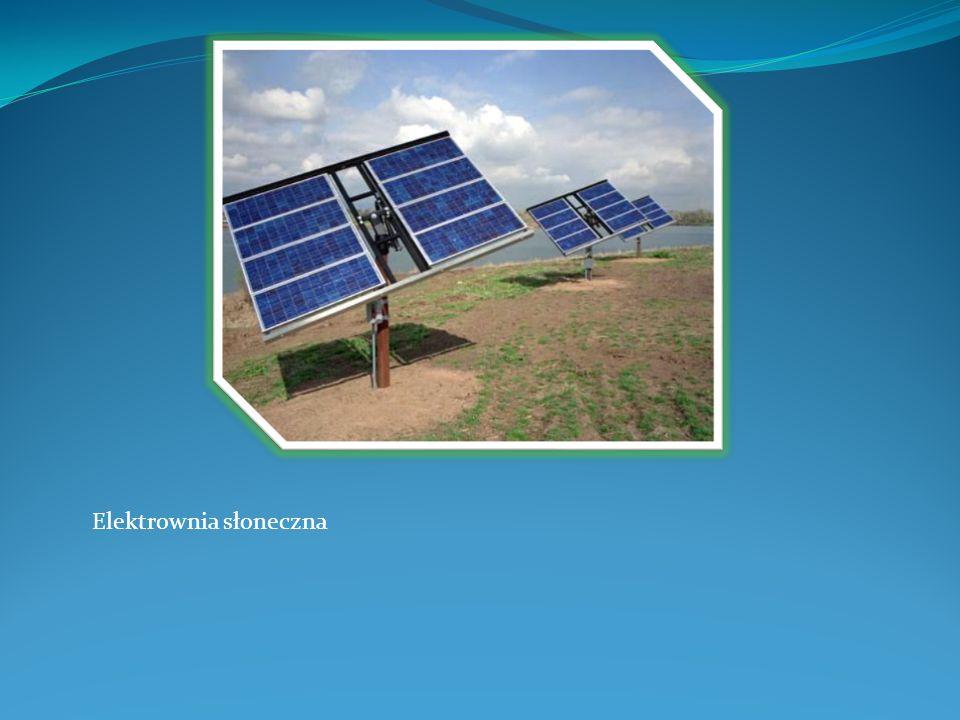 Elektrownia wiatrowa - to zespół urządzeń produkujących energię elektryczną, wykorzystujących do tego turbiny wiatrowe.
