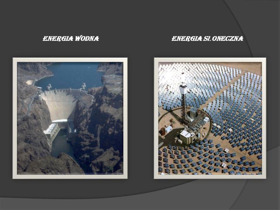 ENERGIA WIATROWA: ZALETY: nieskomplikowana budowa urządzeń i eksploatacja mało szkodliwe dla środowiska nie emituje zanieczyszczeń do środowiska nieograniczona ilość energii możliwej do uzyskania nie pociąga za sobą produkcji odpadów WADY: Hałas ujemny wpływ na ptactwo niszczenie naturalnych siedlisk lądowych dla roślin i zwierząt zapotrzebowanie na wielkie powierzchnie terenu duży nakład finansowy deformacja - w pewnym stopniu - krajobrazu naturalnego ENERGIA GEOTERMICZNA: ZALETY: duża zdolność generowania energii przy zachowaniu znikomego wpływu na środowisko naturalne, nie zanieczyszczają powietrza.