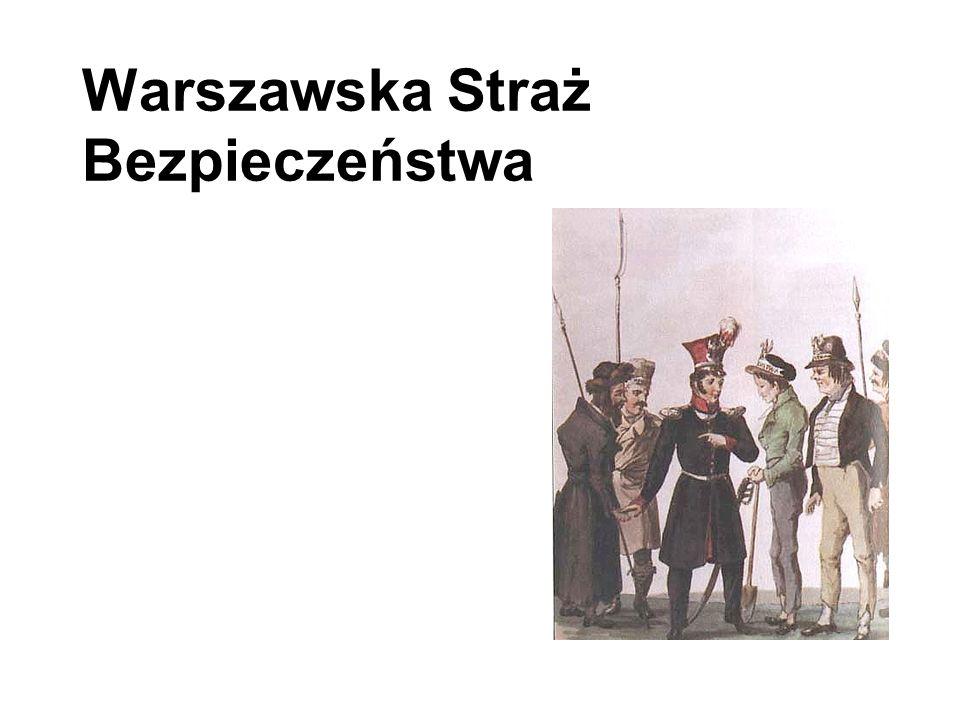 Warszawska Straż Bezpieczeństwa