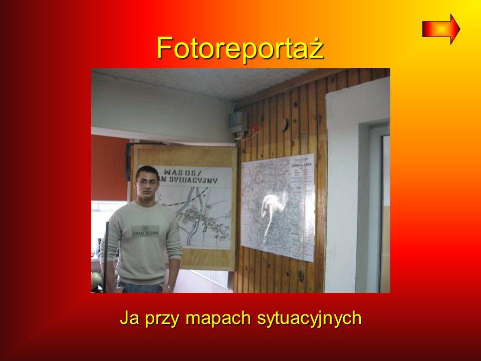 Fotoreportaż Sprzęt niezbędny do szybkiego reagowania m.in.