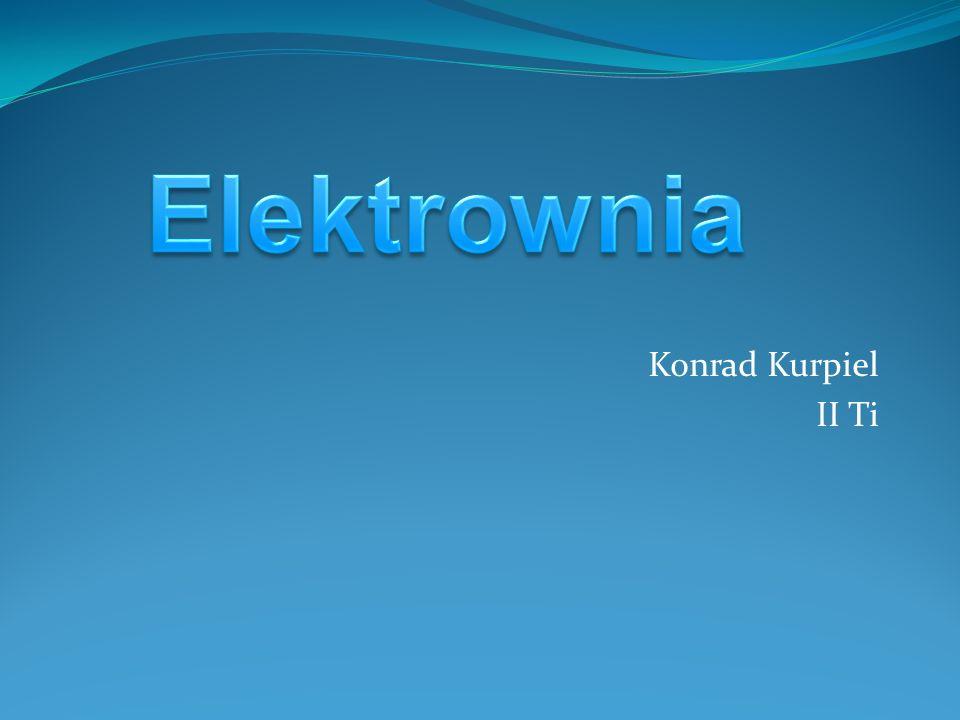 Elektrownia – zakład przemysłowy wytwarzaj ą cy energi ę elektryczn ą przez przetwarzanie innych rodzajów energii.