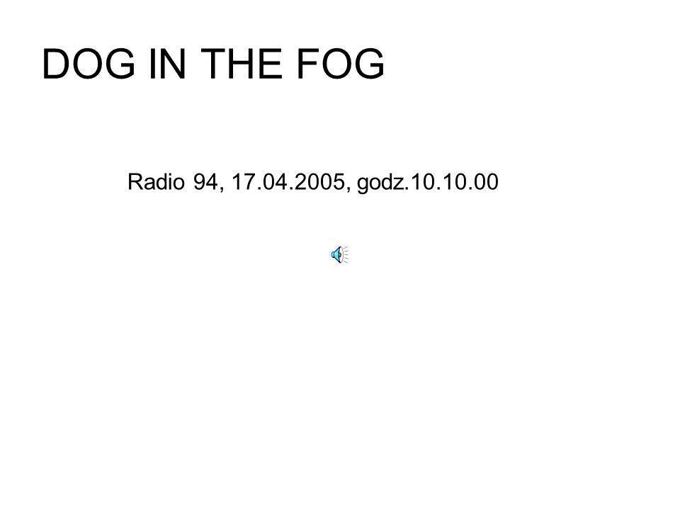 Radio 94, 17.04.2005, godz.10.10.00