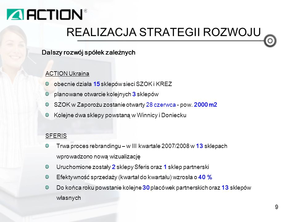 Marka ActiveJet należąca do ACTION S.A.