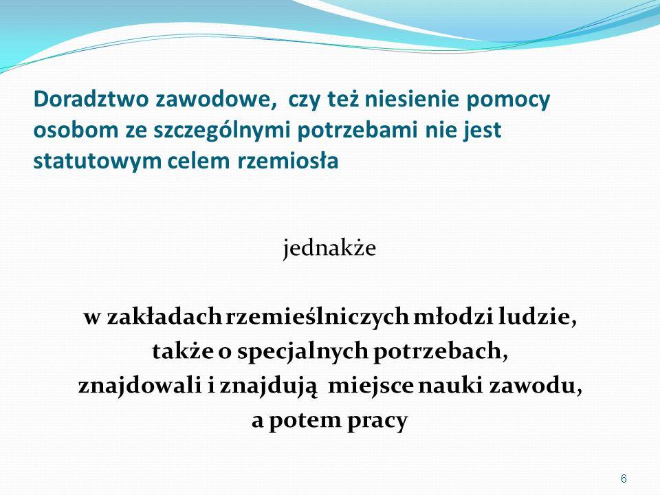 17 Dziękuję za uwagę Związek Rzemiosła Polskiego - Jolanta Kosakowska