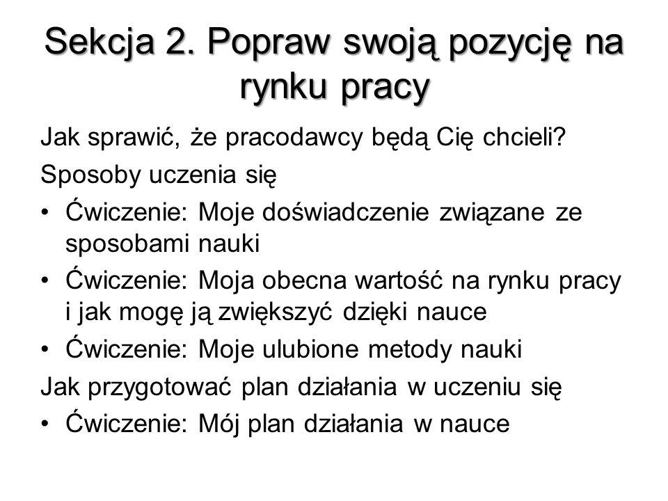 Sekcja 3.
