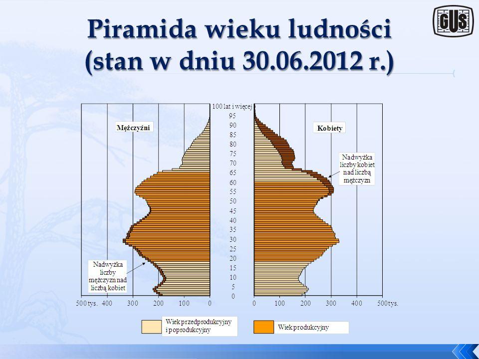 Według definicji ludności faktycznej w dniu 31 marca 2011 roku w Polsce mieszkało ok. 38,5 mln osób 22
