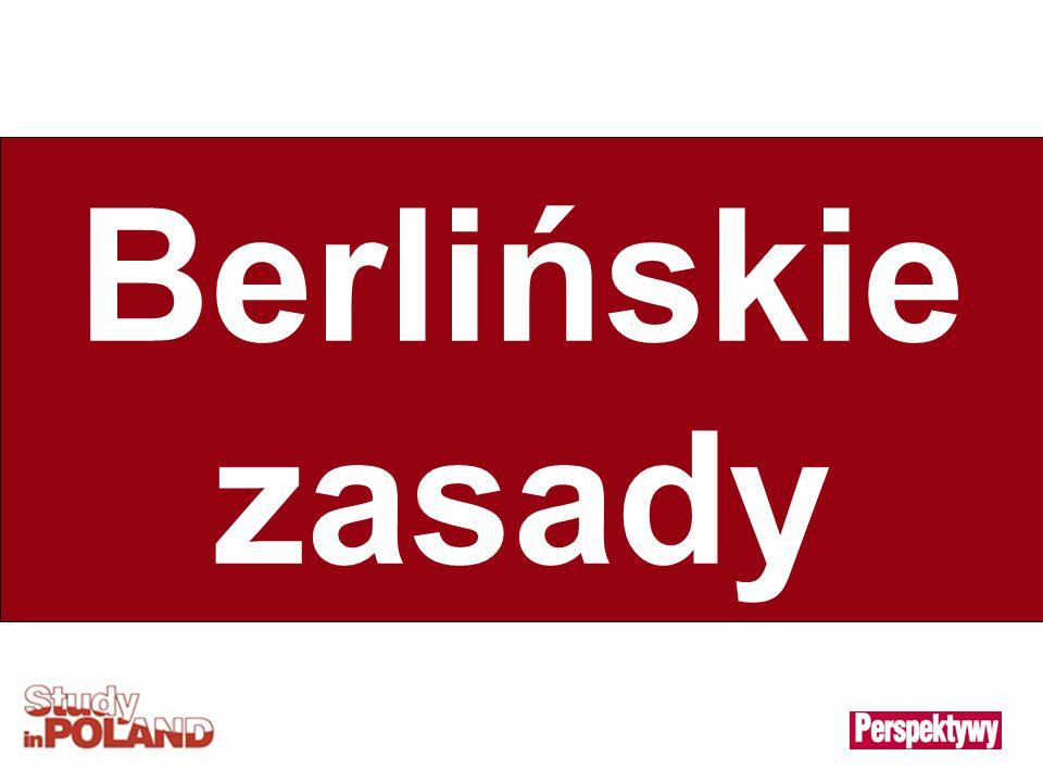 Berlińskie zasady