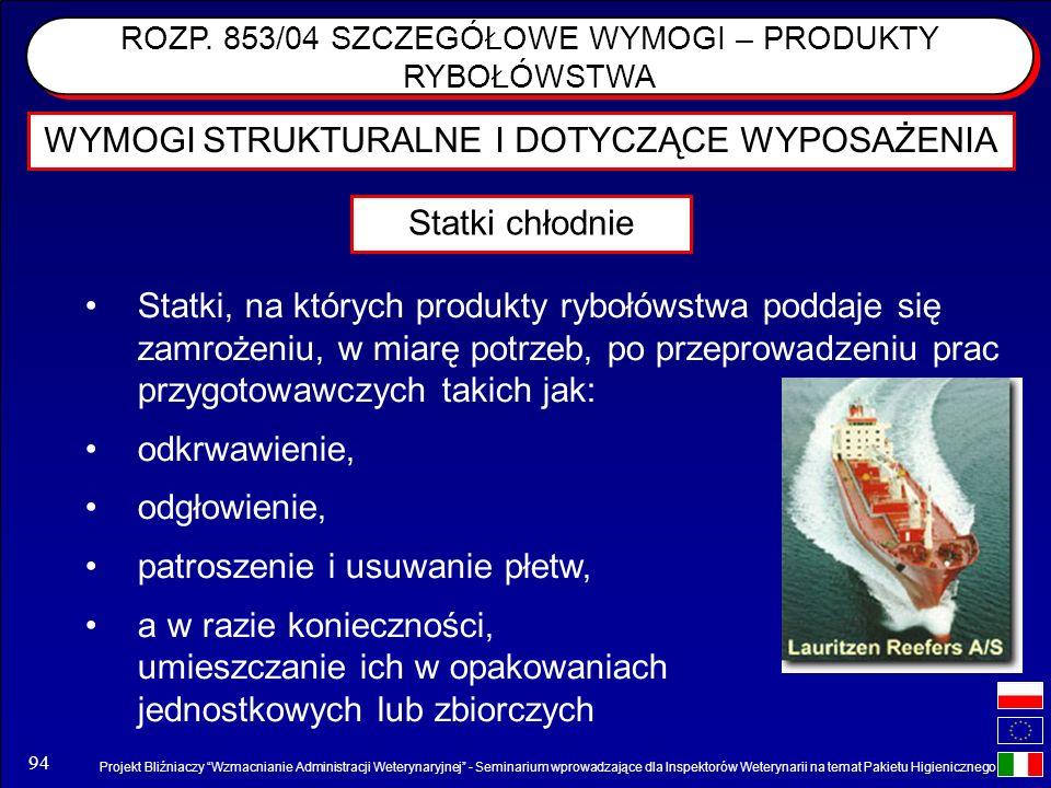 Projekt Bliźniaczy Wzmacnianie Administracji Weterynaryjnej - Seminarium wprowadzające dla Inspektorów Weterynarii na temat Pakietu Higienicznego 94 S