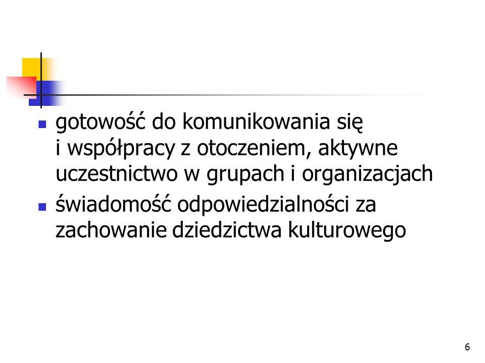 17 Janusz Korczak to przeciwnik pedagogizmu to zwolennik aktywności własnej i samodzielności dziecka, uwzględniający jednocześnie jego słabości i ograniczenia.