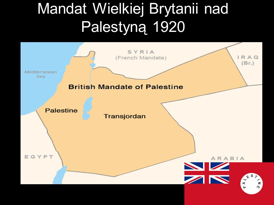 Starcia zbrojne izraelsko- arabskie 1920 - 1921 W dniach 4-7 kwietnia 1920 roku wybuchły arabskie zamieszki w Jerozolimie Styczeń 1921 - wielka demonstracja przeciwko żydowskiej kolonizacji w Palestynie W dniach 1-6 maja 1921 wybuchły arabskie zamieszki w Palestynie
